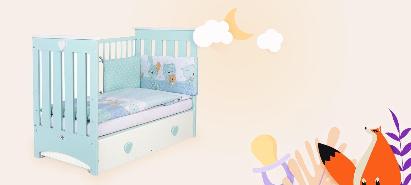 Detské a kojenecké oblečenie, detská výbavička, kočíky, detské izby, detské postieľky, všetko pre deti za výborné ceny - slide 2