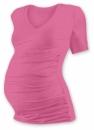 Tehotenské tričko krátky rukáv